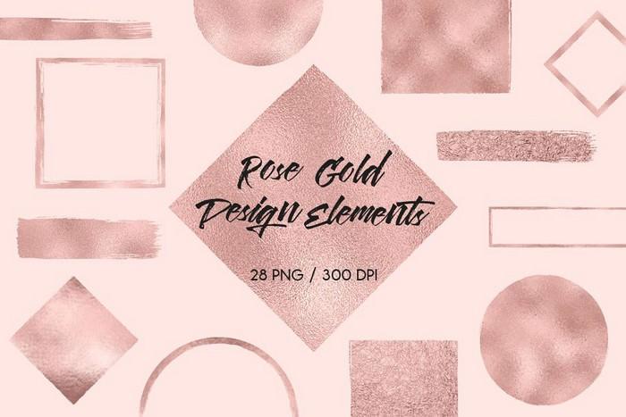 Rose Gold Design