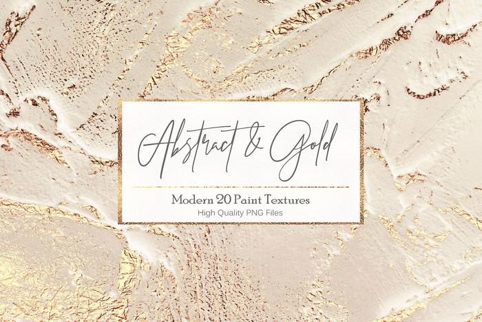 Rose Gold Paint Foil