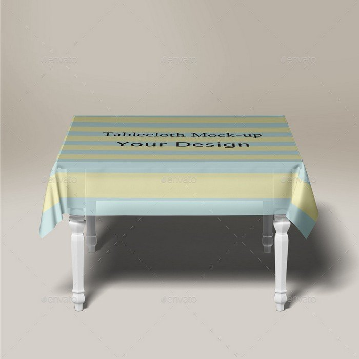 Tablecloth Mock-up