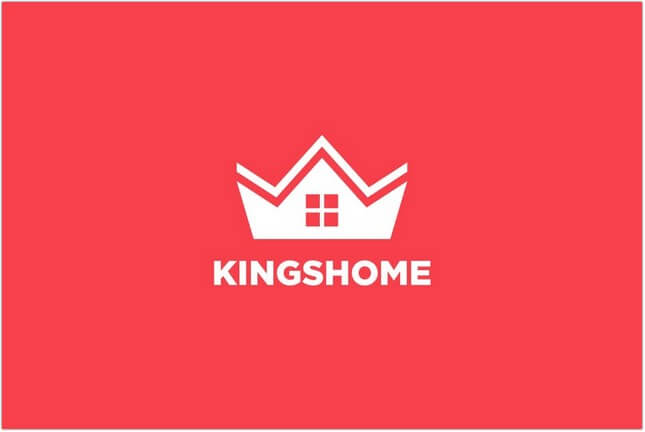 Crown & House - Real Estate Logo