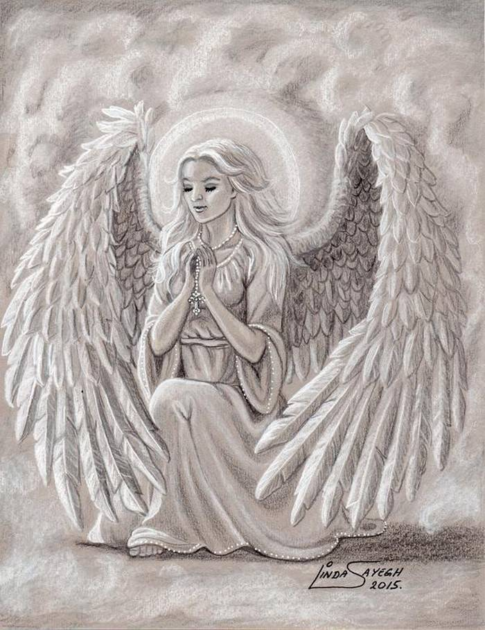 An Angel's Prayers
