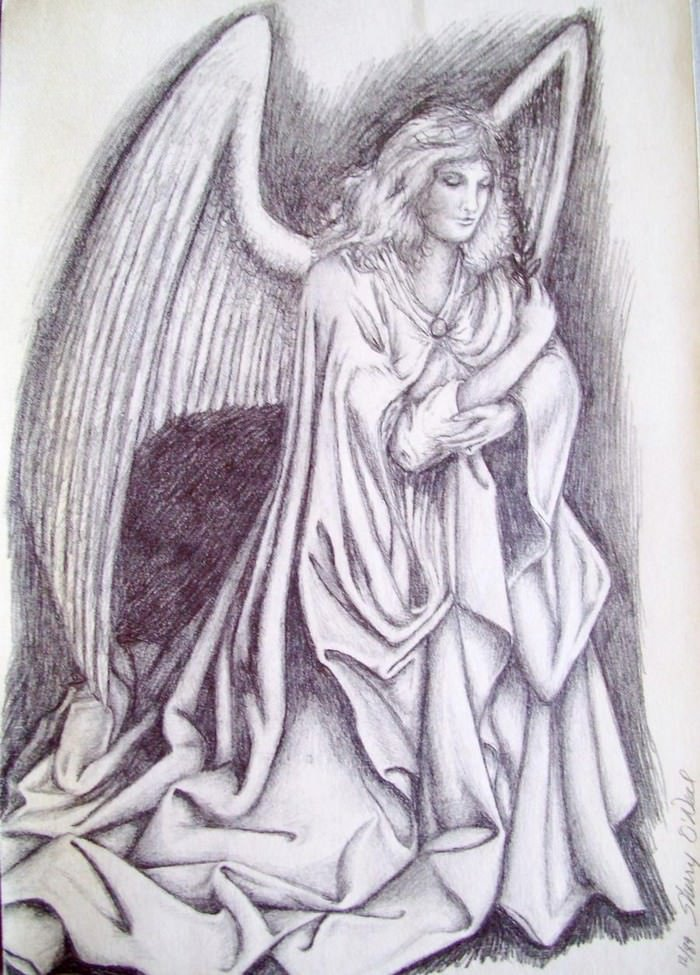 Angel Drawings