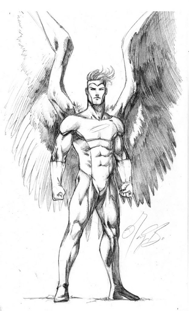 Angel of X-men