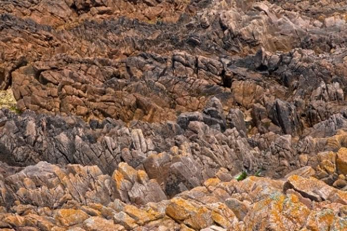 Cliff Rocks Texture