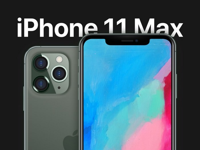 Complete iPhone 11 Mockup