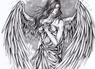 Drawing Angel