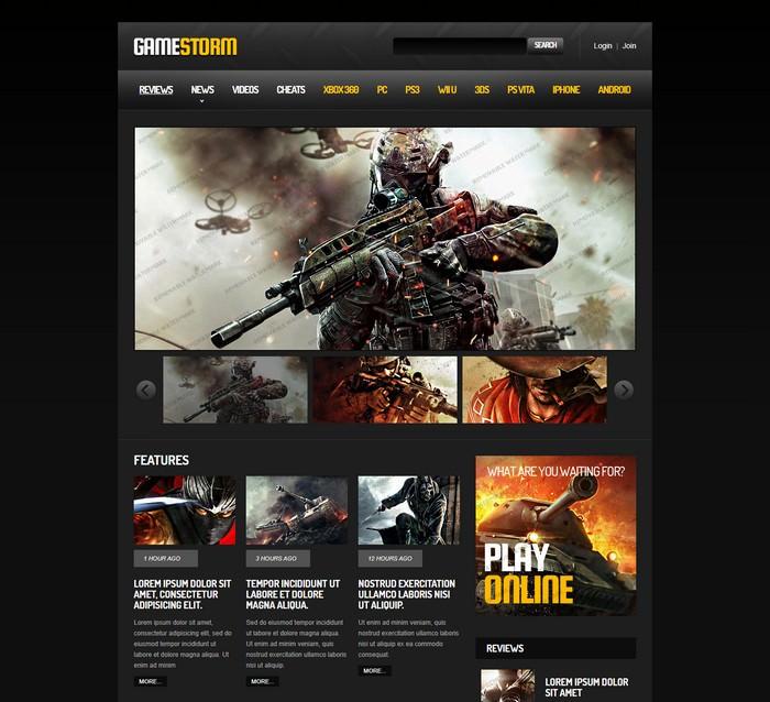 Games Storam