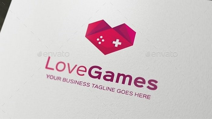 Love Games logo