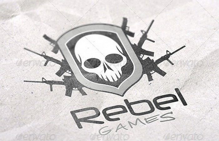 Rebel Games Logo