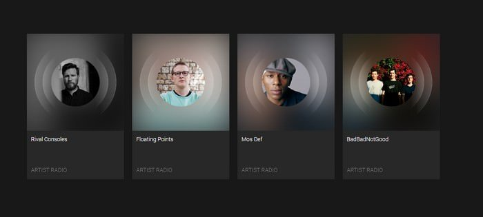 Spotify Artist Radio Thumbnail