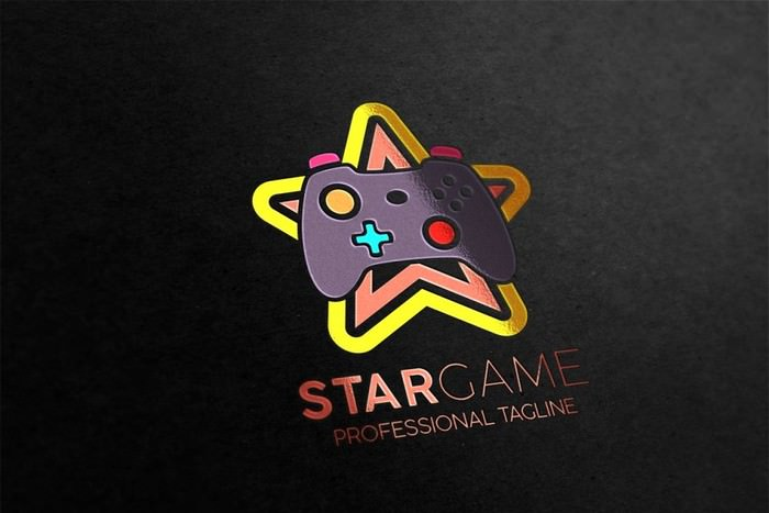 Star Game Logo