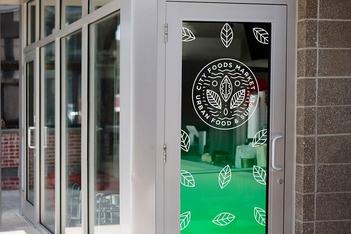 Storefront Branding Mockup