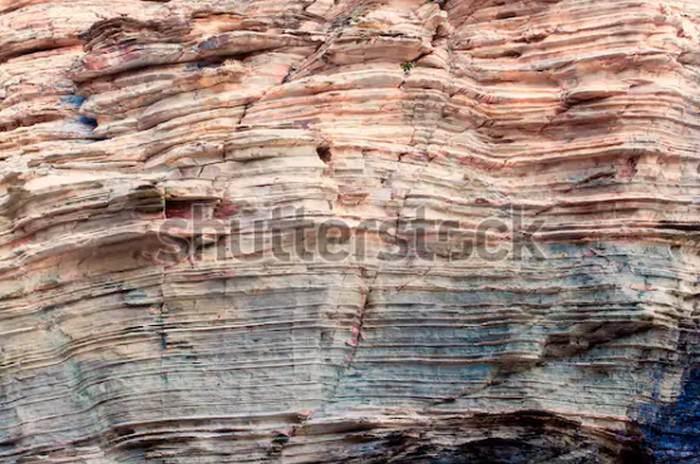 Texture of Rocks