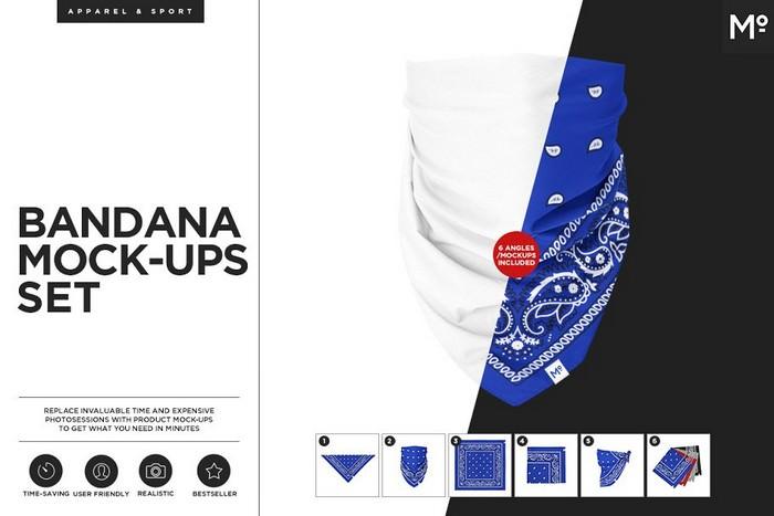 Bandana Mock-up