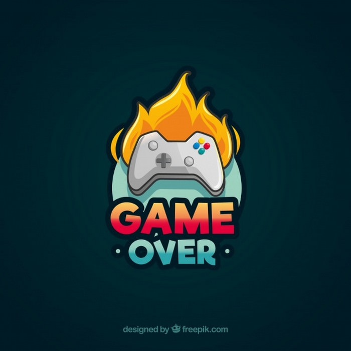 Video Game Logo Template Free
