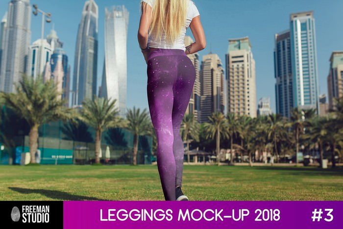 Leggings Mock-Up 2018