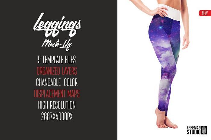 Leggings Mock-Up