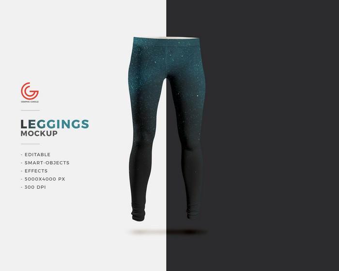 Leggings Mockup PSD
