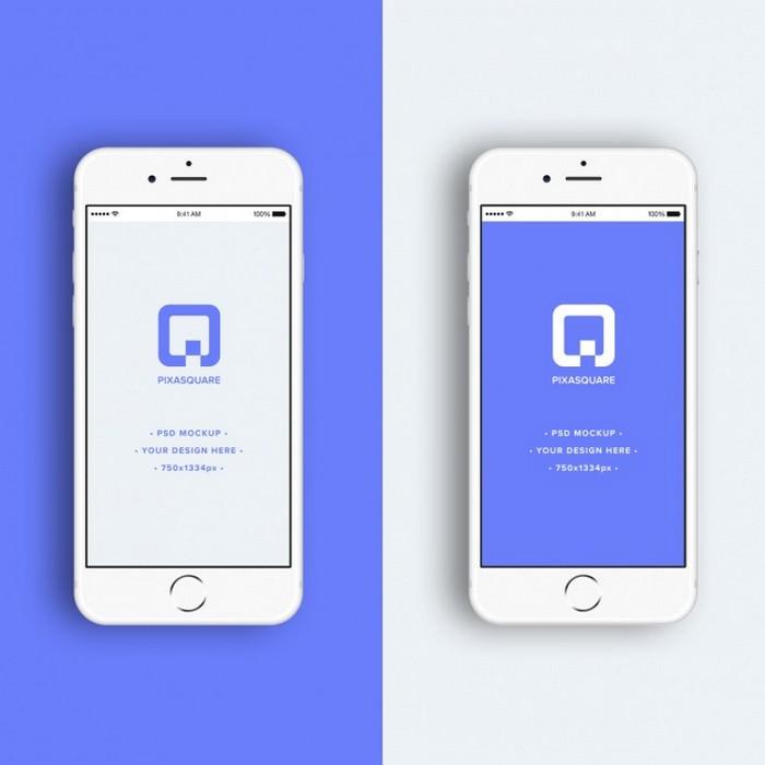 iphone Mock-up Design