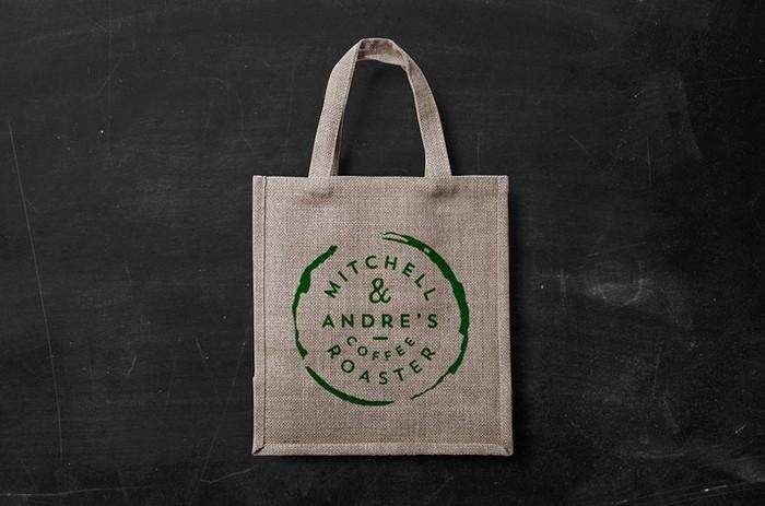 Eco Bag Mock-Up