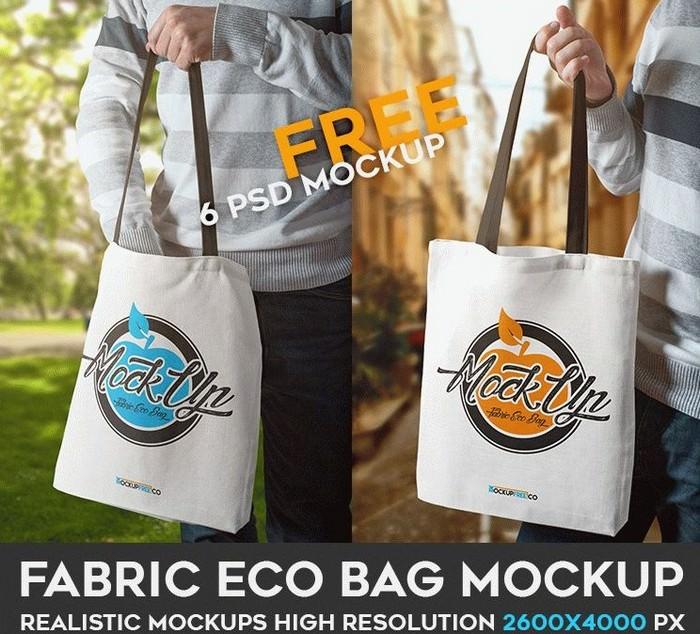 Fabric Eco Bag
