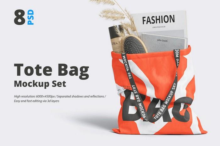 Tote Bag set