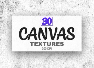 30 Free Canvas Textures
