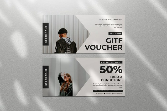 Extra Discount Voucher