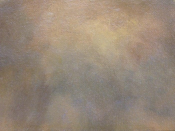 Painted Canvas Stock Texture