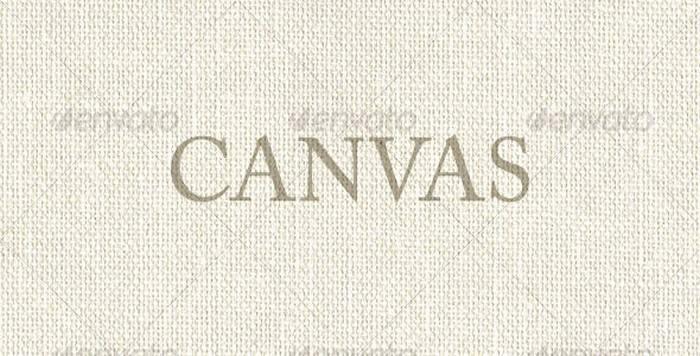 Pristine Canvas Texture