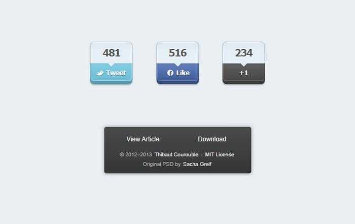 Share Buttons
