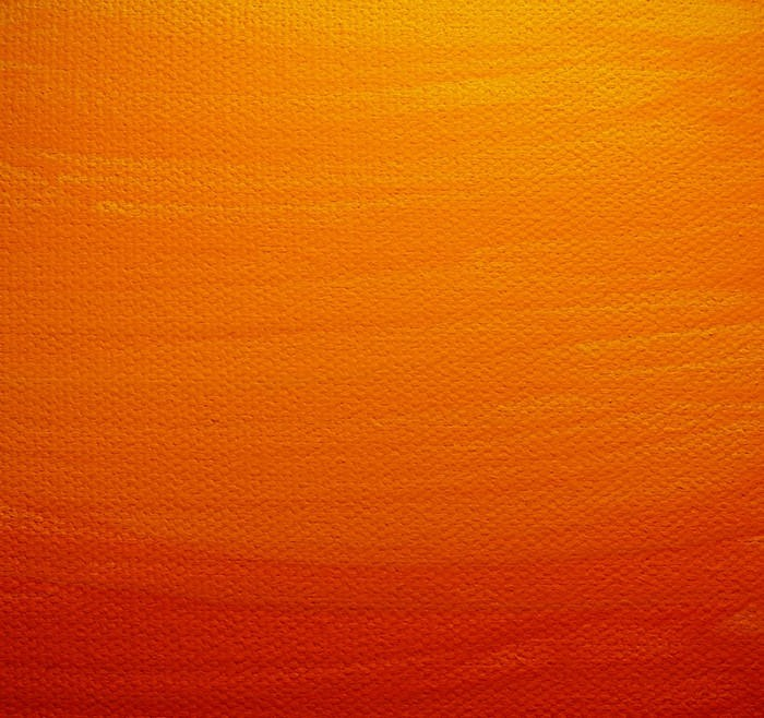 Sunset Paint Canvas Texture