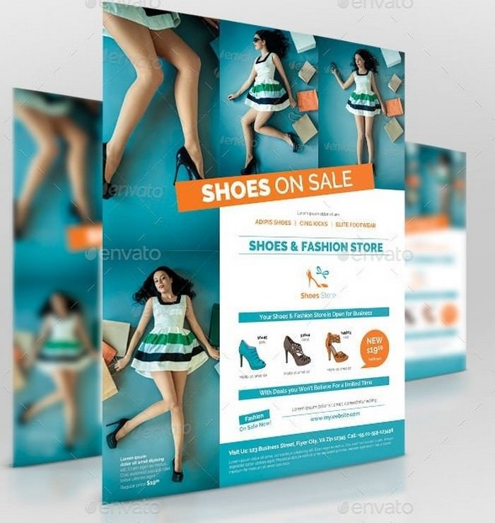 Business Promotion Shoes on Sale