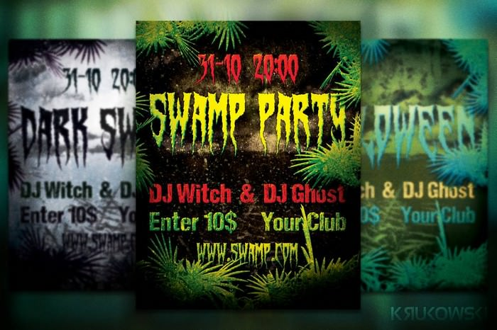 Free Swamp Flyer