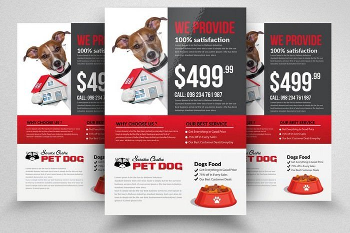 Get Your Pet Flyers