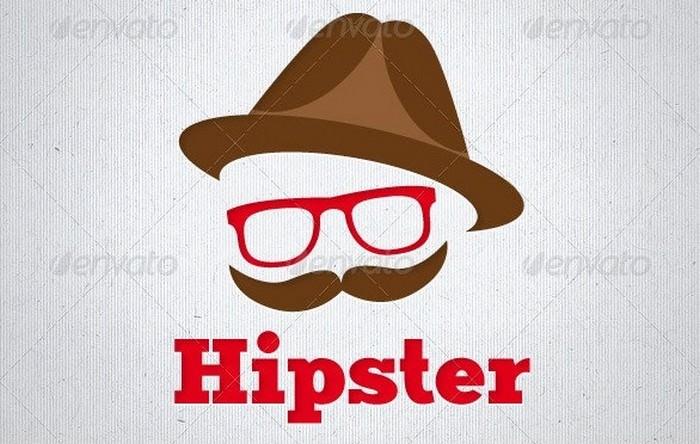 Hipster - Logo