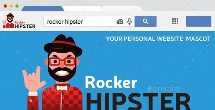 Rocker Hipster