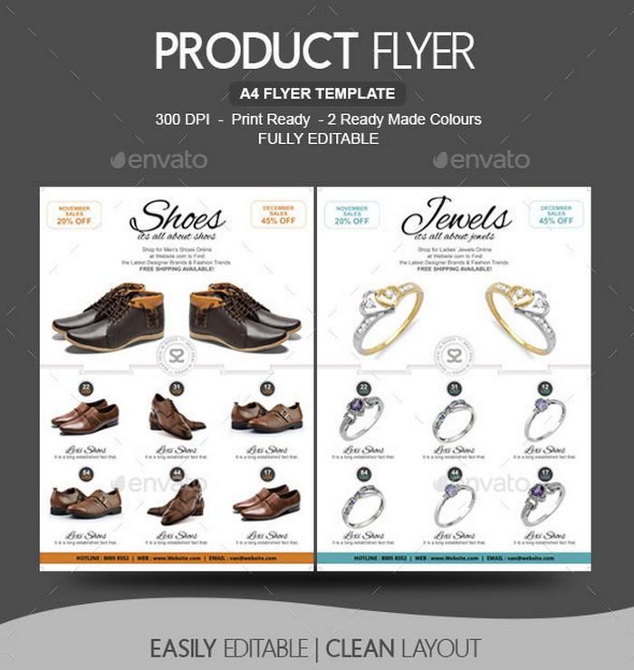 Shoe Flyer