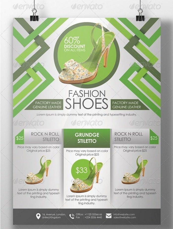Shoe Sales Flyers