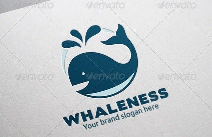 Whaleness Logo