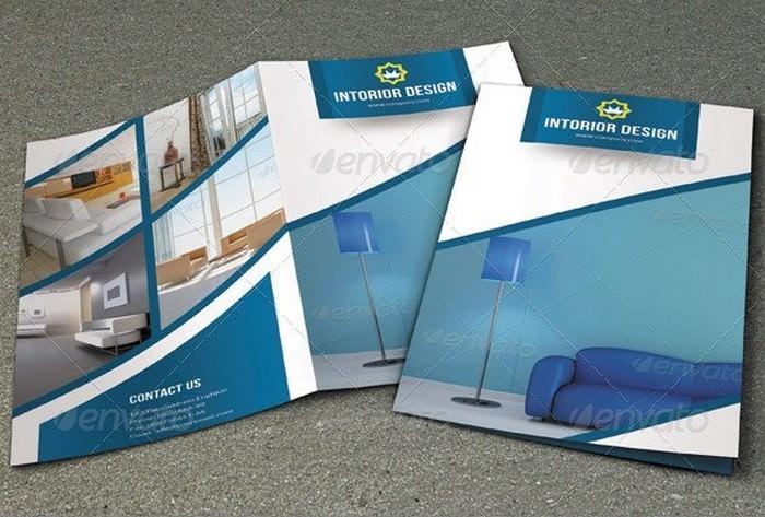 Bifold Interior Brochure