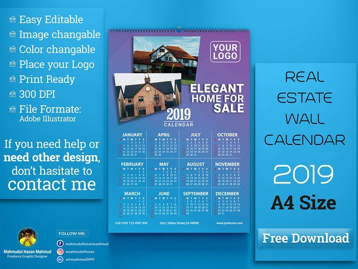 Calendar Free Download