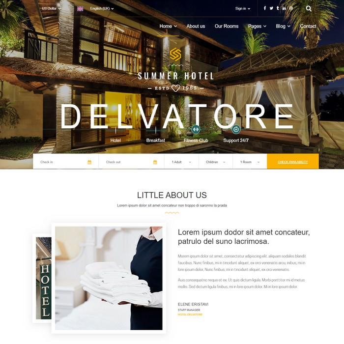 Delvatore Hotel