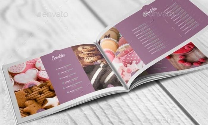 Food Restaurant Menu Brochure