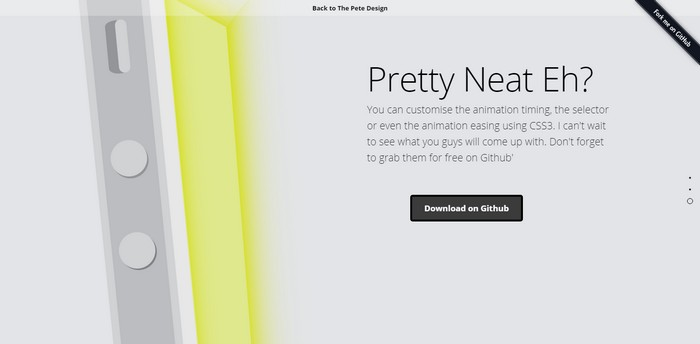 Free One Page Scroll