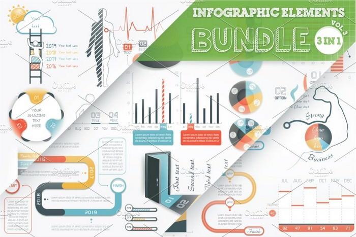 Infographic Elements Bundle