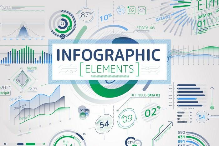 Infographic Graphic Elements