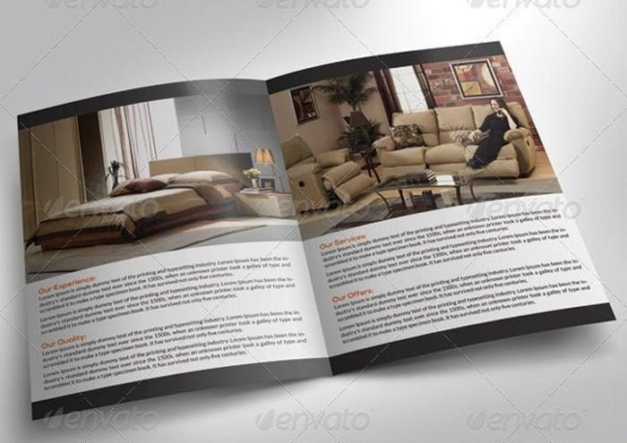 Interior Bifold Brochure