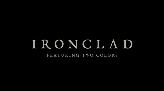 Ironclad Free Logo Reveal for After Effects