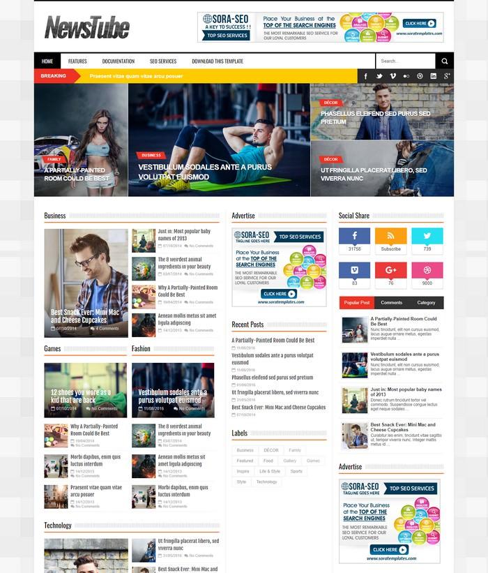 NewsTube